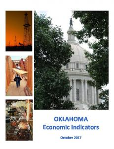 OKLAHOMA Economic Indicators - State of Oklahoma