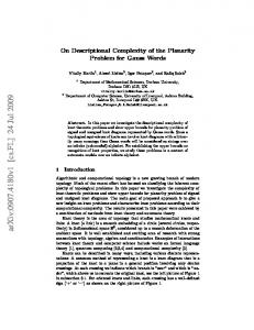 On Descriptional Complexity of the Planarity Problem for Gauss Words