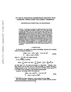 On the 4D Nonlinear Schr\
