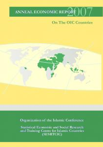 On The OIC Countries ANNUAL ECONOMIC REPORT