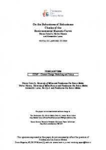 On the Robustness of Robustness Checks of the ... - SSRN papers