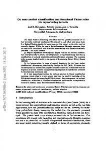 On the use of reproducing kernel Hilbert spaces in functional ...