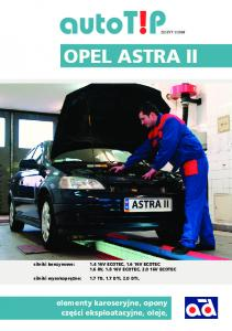 OPEL ASTRA II - Diamond Car