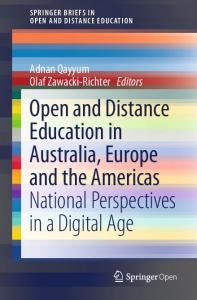 Open and Distance Education in Australia, Europe and ... - Springer Link