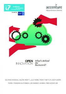 Open Innovation: What's Behind the Buzzword? - Institut pour l ...