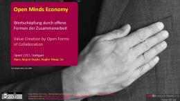 Open Minds Economy