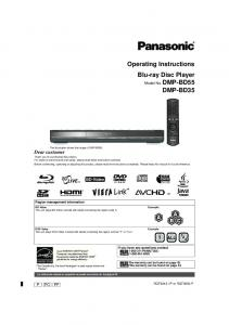 PANASONIC DMP-BDT310PC BLU-RAY PLAYER DRIVERS DOWNLOAD (2019)