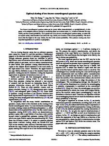 Optimal cloning of two known nonorthogonal quantum states