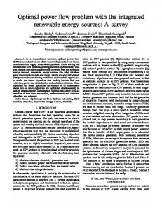 Coarse-grained Distributed Optimal Power Flow - The University of