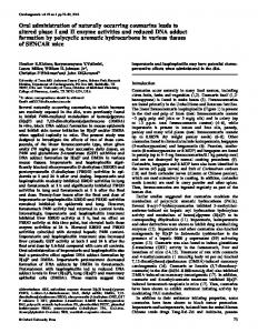 Oral administration of naturally occurring ... - Semantic Scholar