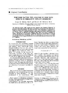 Original Contribution - International Journal of Radiation Oncology ...