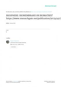 Ostroumov(2)BIOSPHERE.BIOMEMBRANE OR
