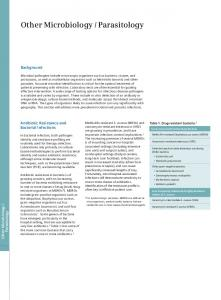 Other Microbiology / Parasitology - Siemens Healthcare