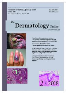Our Dermatology Online