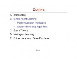 Outline - Computer Science at Rutgers