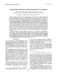 Oxygen-isotope fractionation in titanium-oxide ... - Science Direct