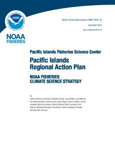 Pacific Islands Regional Action Plan - Pacific Islands Fisheries ...