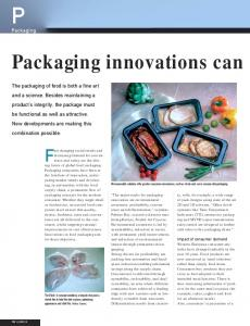 Packaging innovations - WorldPoultry