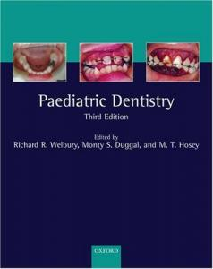 PAEDIATRIC DENTISTRY - 3rd Ed. (2005)