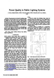 Page 1 1 Abstract-- The governments are interested in applying