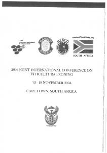 Page 1 2004 JOINT INTERNATIONAL CONFERENCE ON ...