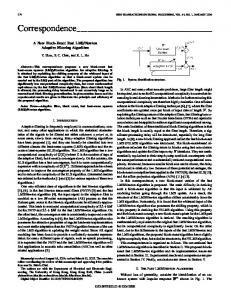 Page 1 374 IEEE TRANSACTIONS ON SIGNAL PROCESSING, VOL ...