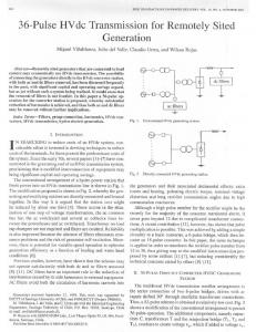 Page 1 462 IEEE TRANSACTIONS ON POWER DELIVERY, VOL. 16 ...