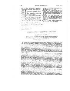 Page 1 600 JOURNAL OF MAMMALOGY KUNZ, T. H. 1971 ...