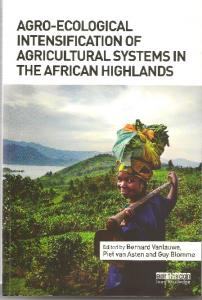 Page 1 AGRO-ECOLOGICAL INTENSIFICATION OF AGRICULTURAL ...