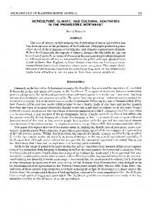 Page 1 ARCHAEOILOGY OF EASTERN NORTH AMERICA 183 ...
