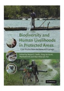 Page 1 Biodiversity and Human Livelihoods in Protected Areas Case ...