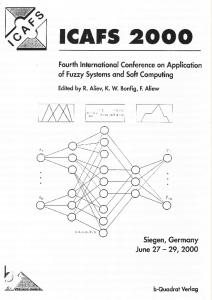 Page 1 CAFS 2 OOO Fourth International Conference on Application ...