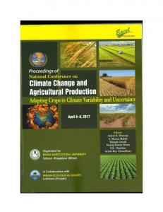 Page 1 CCAP-2 Proceedings of National Conference on Climate ...