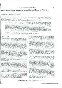 Page 1 Current Clinical Pharmacology, 2010, 5, 209-217 209 ...