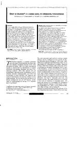 Page 1 EFFECT OF ANAPSOSº IN A MURINE MODEL OF ...