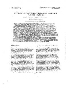 Page 1 Engineering Optimization (O Gordon and Breach Science ...