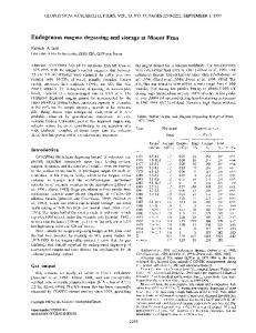 Page 1 GEOPHYSICAL RESEARCH LETTERS, VOL. 24, NO. 17 ...