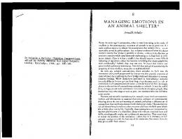 Page 1 In Animals & Society: Changing Perspectives, edited by ...
