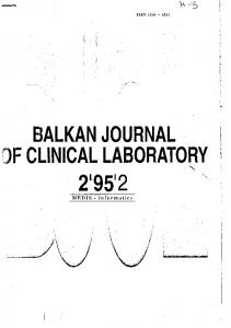 Page 1 ISSN 1310 - 4543 BALKANJOURNAL ...