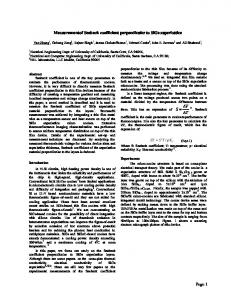 Page 1 Measurement of Seebeck coefficient perpendicular to SiGe ...