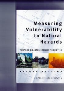 Page 1 Measuring Vulnerability to Natural Hazards TO WA R D S D IS ...