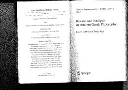 Page 1 PHILOSOPHICAL STUDIES SERIES VOLUME 120 Founded ...