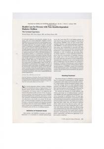 Page 1 Reprinted from ANNALS OF INTERNAL MEDICINE Vol. 124 ...
