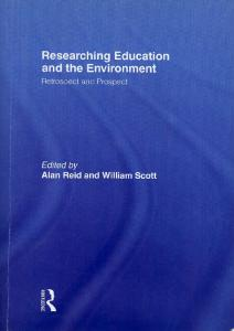 Page 1 Researching Education and the Environment Retrospect and ...