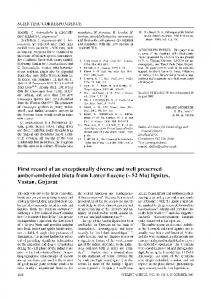 Page 1 SCIENTIFIC CORRESPONDENCE smooth). C. heteropholis is ...