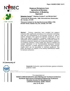 Paper No: 200000 - Canadian Society for Bioengineering
