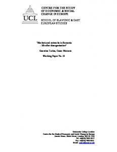 Paper No - UCL Discovery