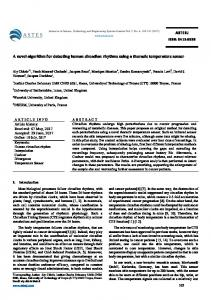 Paper Title (use style: paper title) - ASTESJ