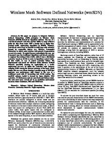 Paper Title (use style: paper title) - netgroup | Networking group