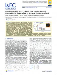 Parametrical Study on CO2 Capture from Ambient Air Using ...www.researchgate.net › publication › fulltext › Parametric